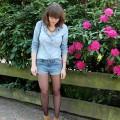 hm-jeans-blouse-shorts-flats-2