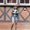 asos-leather-jacket-weekday-shirt-levis-shorts-adidas-sneakers-3