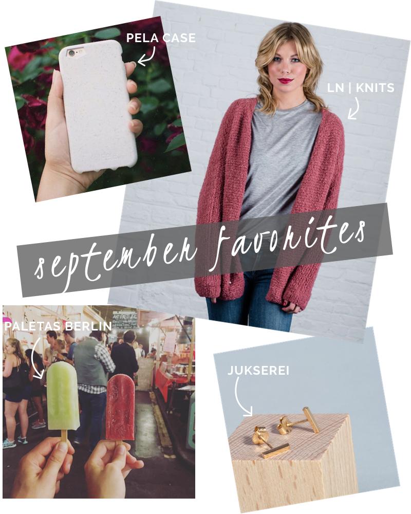september-favorites