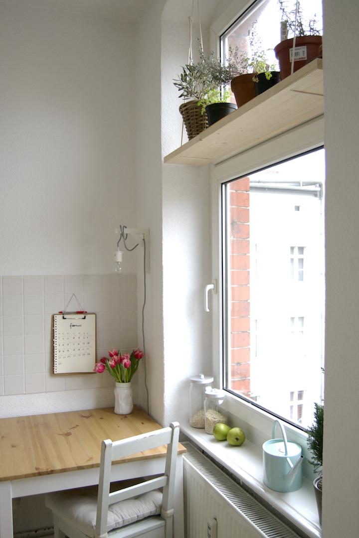 Relativ at least - Kleine Räume einrichten: 5 Tricks für die Mini-Küche FP01