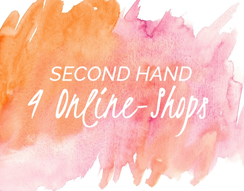 Second hand online shopping
