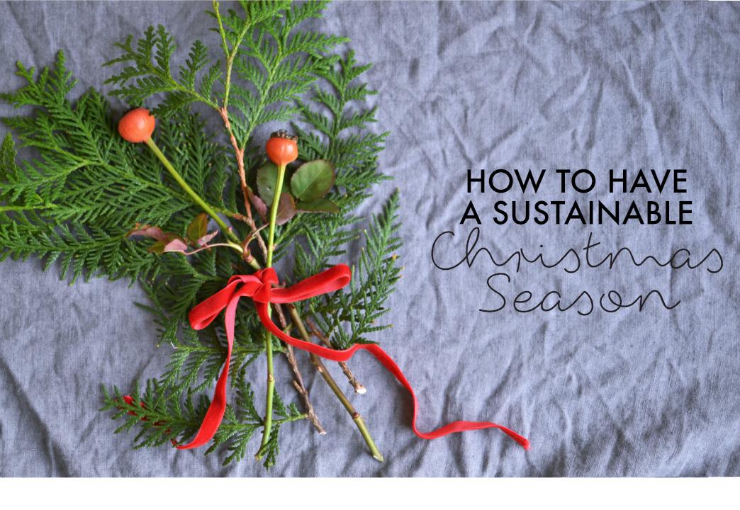 at least weihnachten nachhaltig feiern 4 tipps f r ein. Black Bedroom Furniture Sets. Home Design Ideas